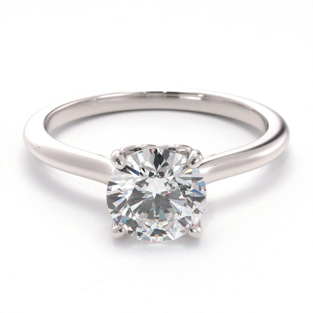 Buy White Gold Rings Australia