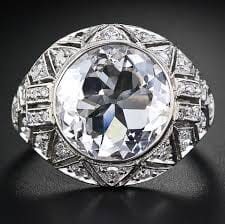 4 carat diamond ring