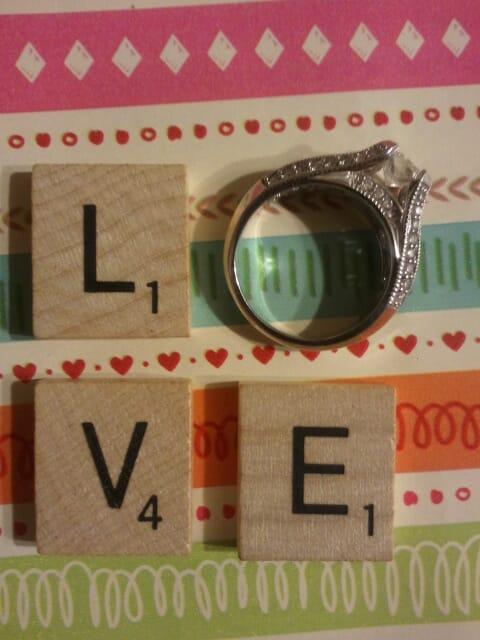 """LOVE"