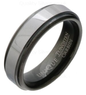 tungstan wedding ring