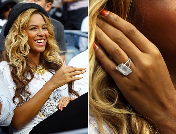 Beyonce's ring