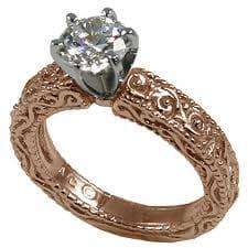 old diamond ring