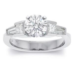 2422 -  Diamond Engagement Ring ( ½ Ct. Tw.)