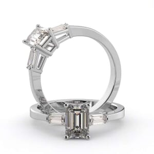 2467 -  Diamond Engagement Ring (0.30 Ct. Tw.)