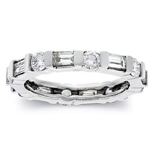 2612 -  Diamond Eternity Ring (1.9 Ct. Tw.)