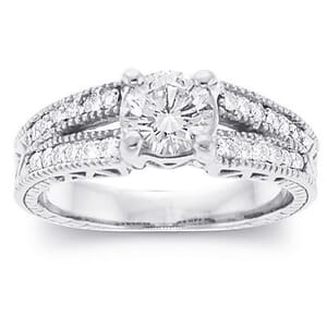 2832 -  Diamond Engagement Ring (0.25 Ct. Tw.)