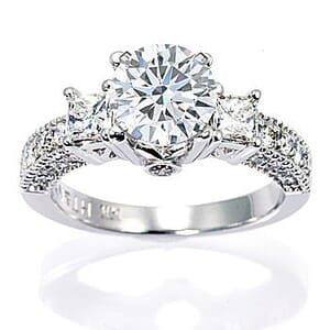 2977 -  Diamond Engagement Ring (1.00 Ct. Tw.)