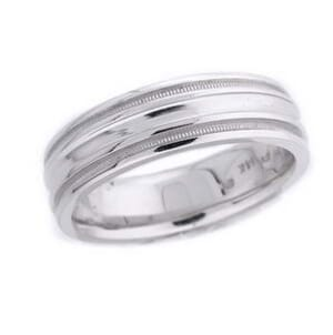 4597 - 6.25 Mm  Wedding Ring 8.3 Grams