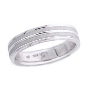 4667 - 5 Mm  Wedding Ring 7.8 Grams