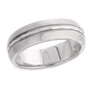 4802 - 6.25 Mm  Wedding Ring 9 Grams