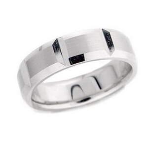 4817 - 6.1 Mm  Wedding Ring 9.4 Grams