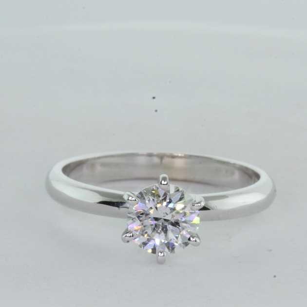 0.70 carat ring