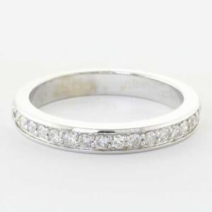 5298 - matching diamond ring
