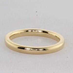 7246 - 2mm classic matching wedding ring