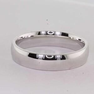 5399 - 5mm plain wedding ring