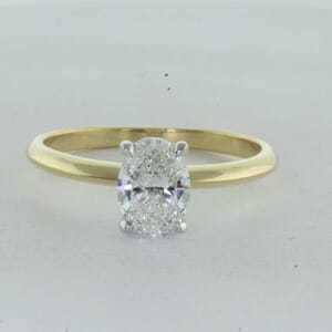 7291 - 1.9mm Solitaire Engagement Ring Setting