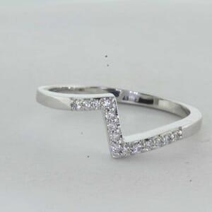 7294 - Custom Made Matching Wedding Ring