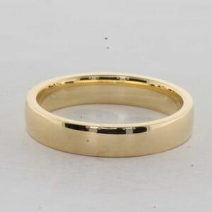 7319 - 5mm Half Round Wedding Ring