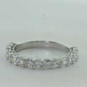7336 - 1.50 Carat Shared Prongs Cushion Cut Diamond Ring