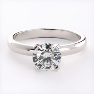 5096 -  Solitaire Engagement Ring