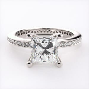 1787 - Traditional Solitaire Engagement Ring