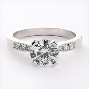 3157 - Tradition Plus More Engagement Ring