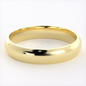 5185 - Comfort Fit Wedding Ring in  (4mm)