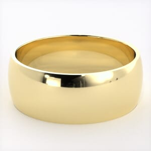 5200 - Comfort Fit Wedding Ring in  (7mm)