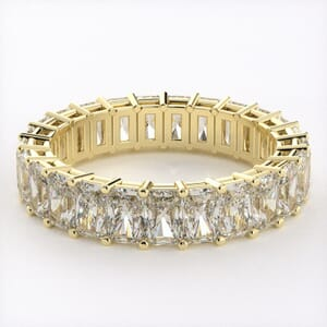 5276 - Radiant Diamond Eternity Ring (5.50ct tw)