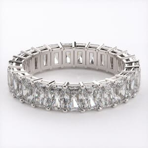 5277 - Radiant Diamond Eternity Ring (5.50ct tw)