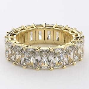 5275 - Radiant Diamond Eternity Ring (9.50ct tw)